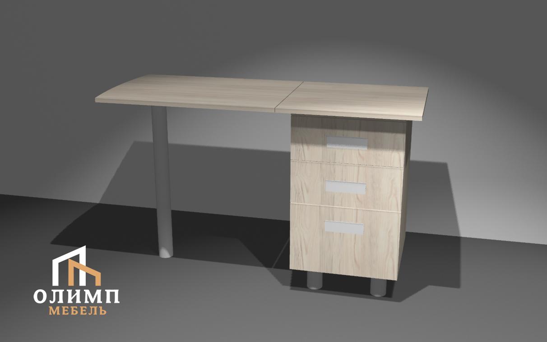 Розыгрыш приза - стол складной с ящиками