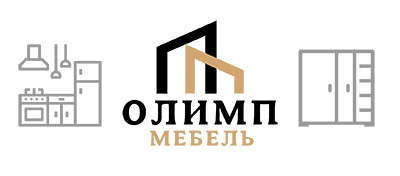 Логотип мебель Олимп